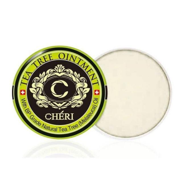 澳洲Cheri Tea Tree Ointment 茶樹萬用膏 20g