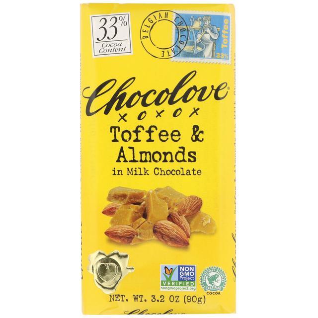 美國直購 Chocolove巧克力