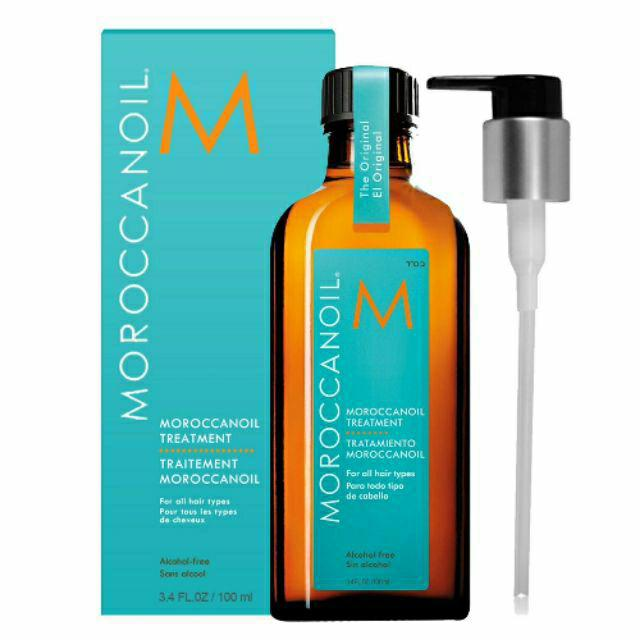 以色列 Moroccan Oil 摩洛哥優油 100ml
