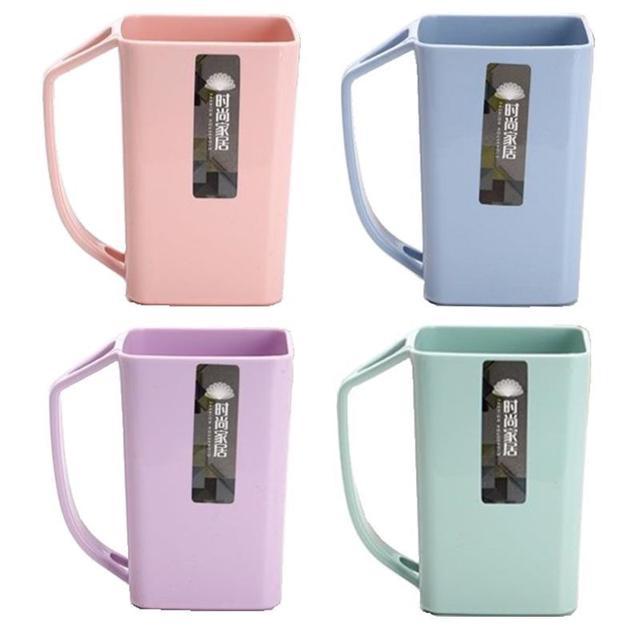 洗漱杯家用簡約漱口杯創意刷牙杯套裝牙缸宿舍塑料口杯牙刷杯杯子