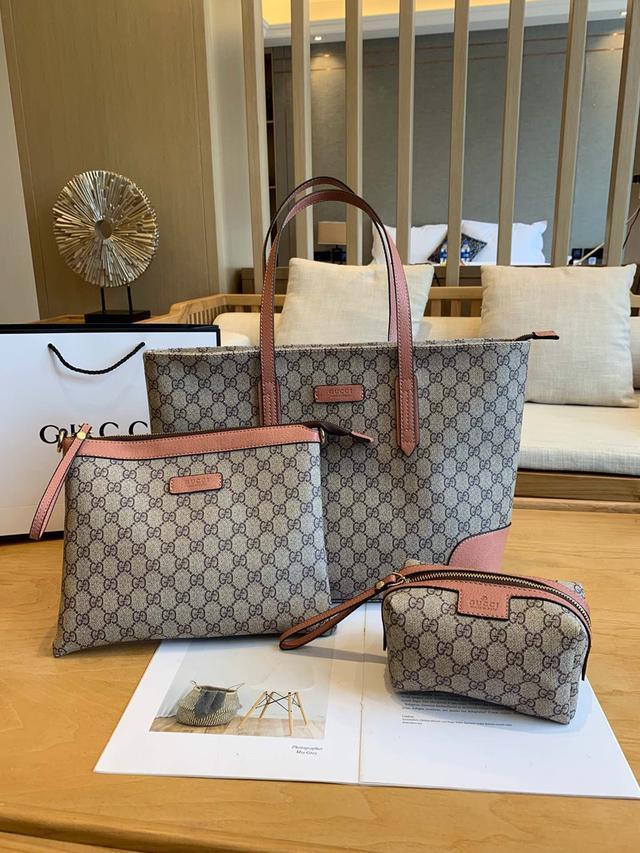 GUCCI 2019年最新款子母购物袋