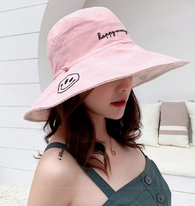 【預購】笑臉親子帽