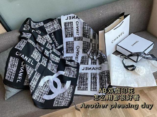 小香積分圍巾(贈送全套包裝)
