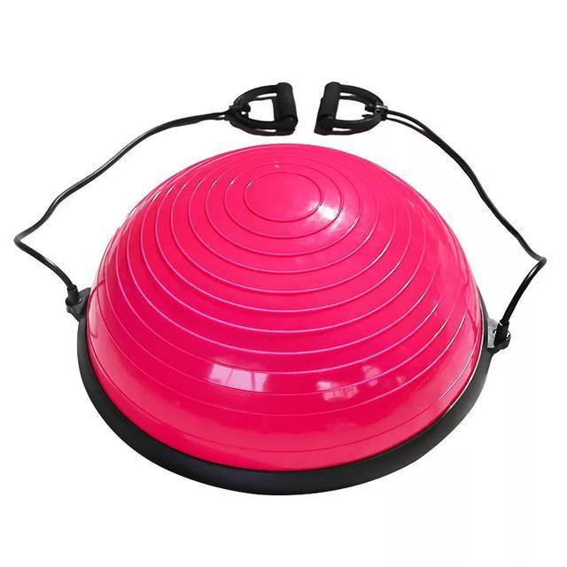 健身波速球 瑜伽半球 專用瑜伽球 平衡半球 普拉提 半球