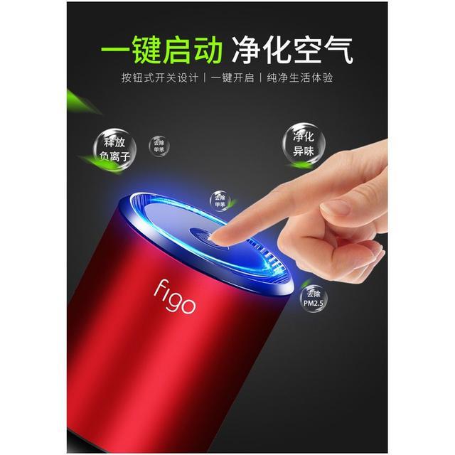 (預購)USB負離子空氣淨化器