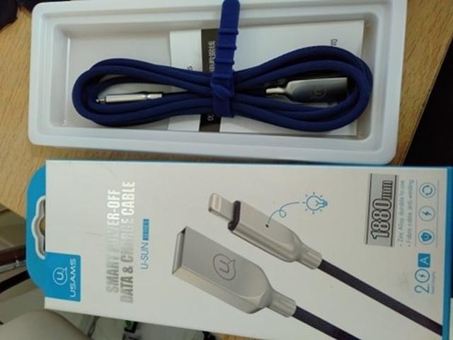 預購 - USAMA的充電線