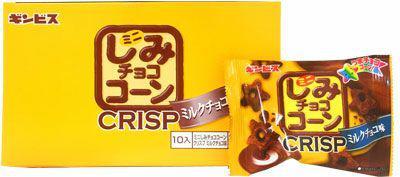 金必氏 迷你包巧克力脆片(盒)