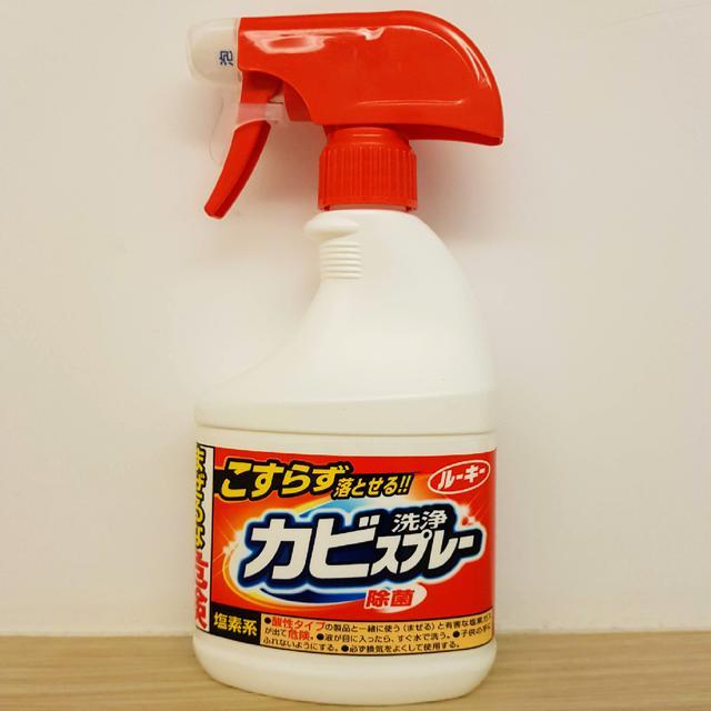 _😊日本第一石鹼浴室除霉噴霧清潔劑400ML_