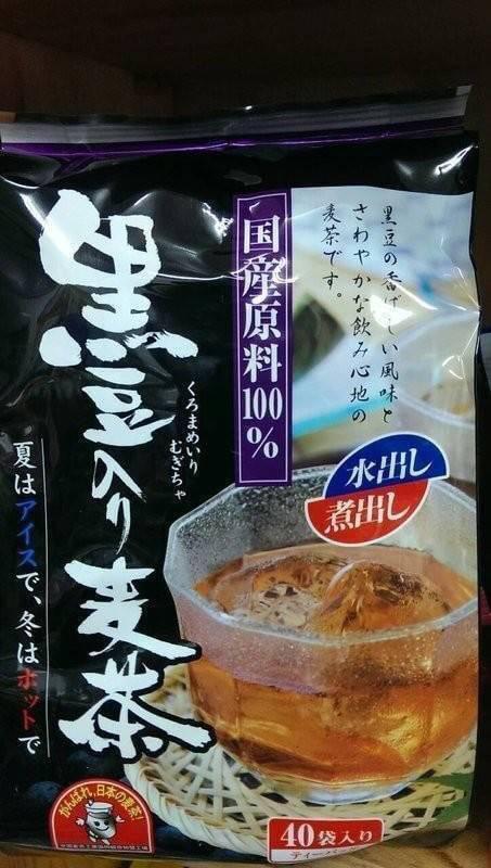 JA黑豆麥茶