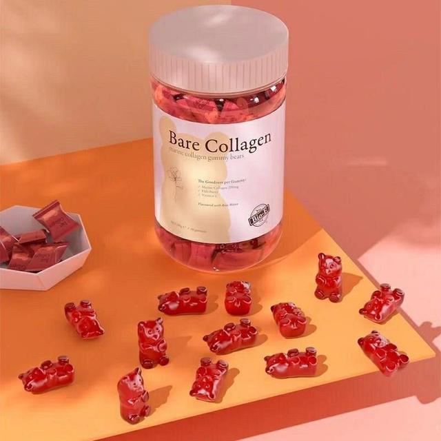 澳洲 Bio-E 膠原蛋白小熊🐻軟糖 60顆