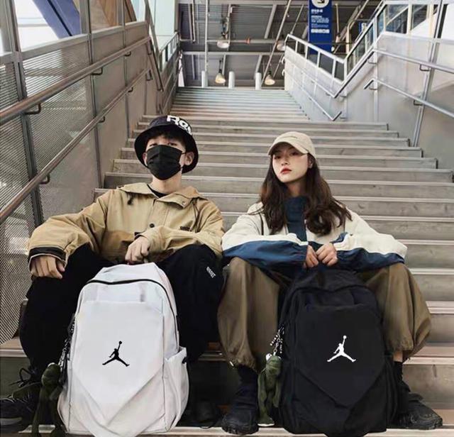Nike/耐克飞人乔丹男女双肩包