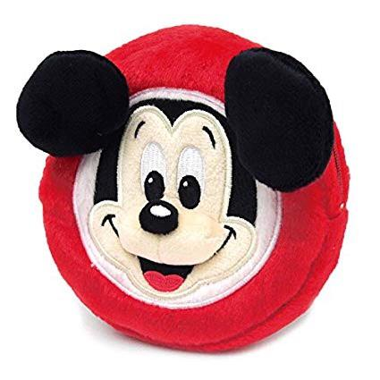 現貨 日本 正品 迪士尼 米奇 化妝包 零錢包 小物 收納用