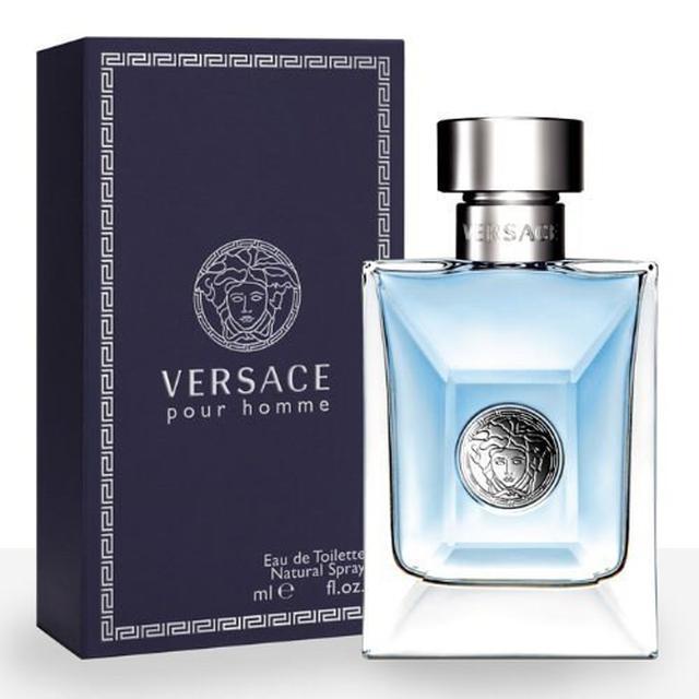 預購 - Versace Pour Homme 凡賽斯經典男性淡香水 30ml