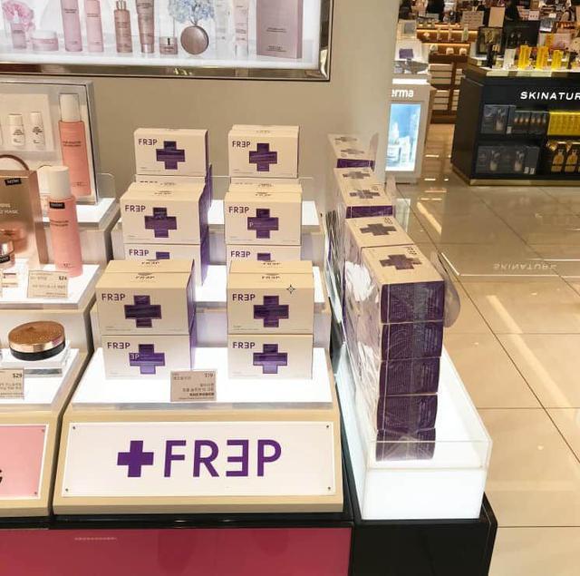 預購韓國 FREP  醫美級 6胜肽線雕提拉頸霜 4ml*20pcs/盒