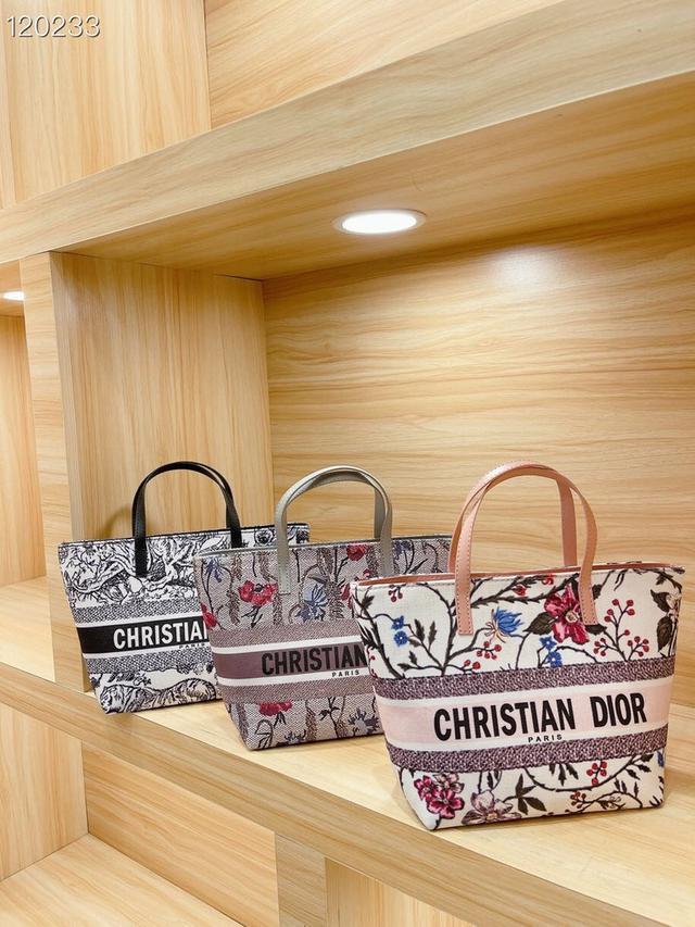 Dior book tote今年最喜歡的一款購物袋120233