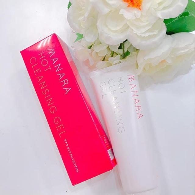 日本熱賣 MANARA溫熱卸妝凝膠 容量/200g