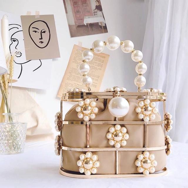 法國🇫🇷小眾珍珠包包