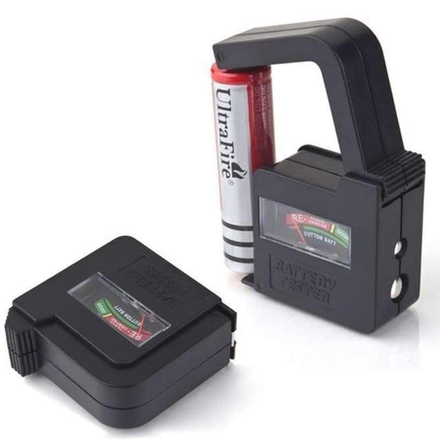 (預購S) 口袋型電池電量檢測器