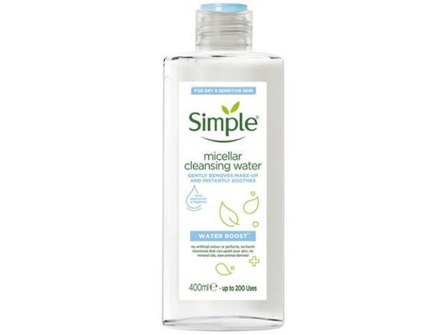 Simple 清妍 極致補水潔顏卸妝水