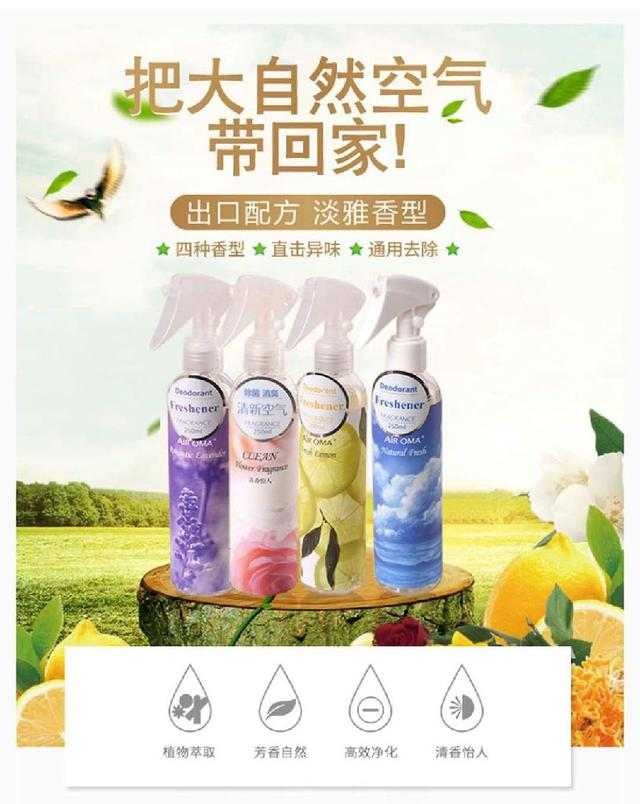 (預購s+) H040-消臭凈化空氣清新劑