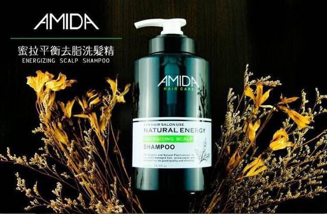 調理油頭救星-AMIDA蜜拉平衡去脂洗髮精1000ml