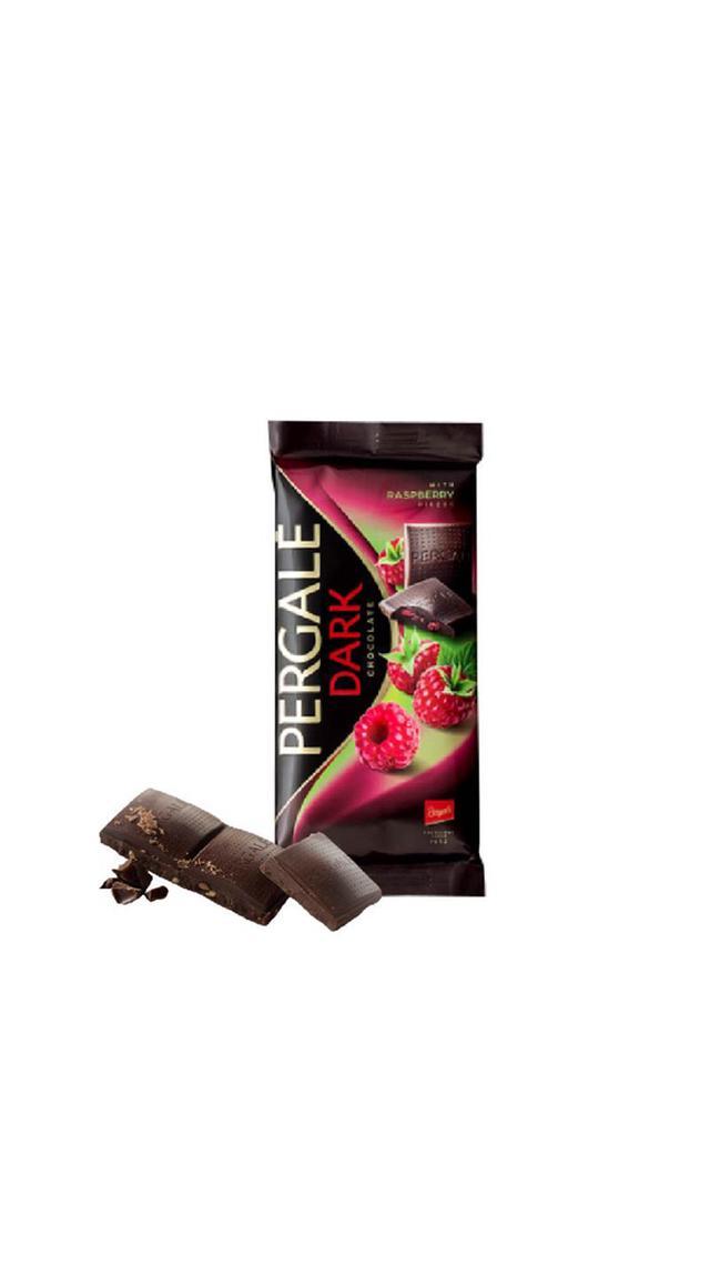 覆盆莓黑巧克力🍫93g