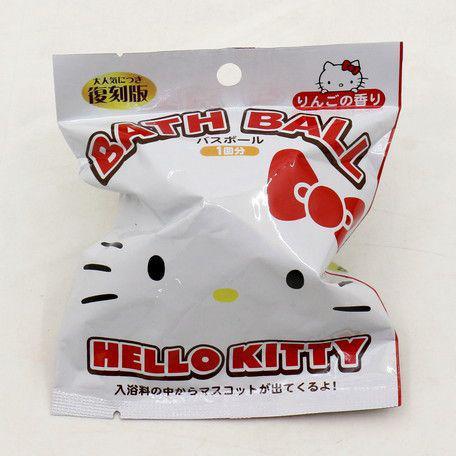 凱蒂貓 HELLOKITTY 入浴劑 沐浴球