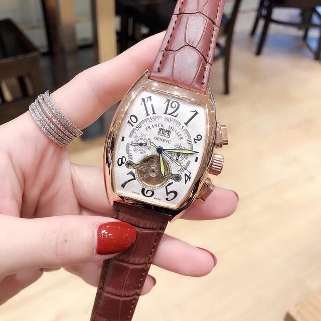 法蘭克穆勒 Franck Muller !頂級奢華男士腕表 來自瑞士日內瓦,是世界知名的高級腕表品牌