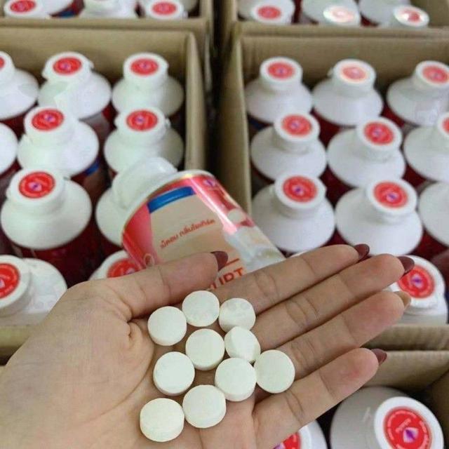 泰國Yogurt 乳酸菌VC咀嚼片375G