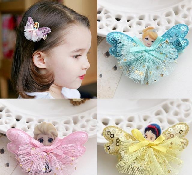 <預購>韓國公主兒童髮飾(促銷價)