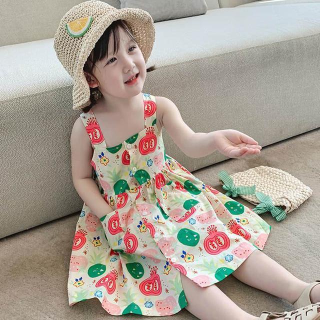 【預購】中小童花花洋裝