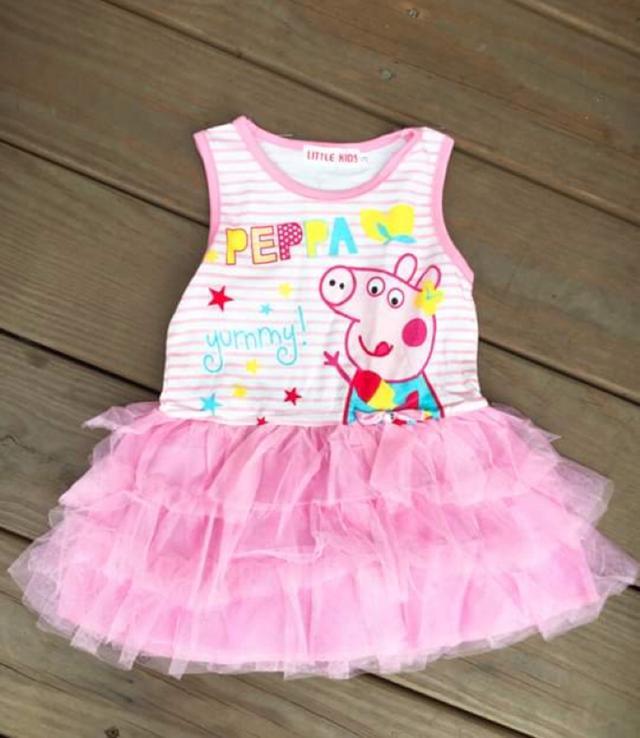C/17008 佩豬洋裝