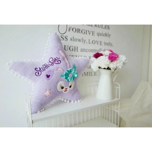 預購/可愛芭蕾兔子星星抱枕🍓
