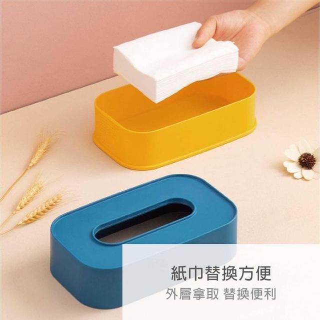 8/3結單-🔥簡約塑料抽紙盒🔥