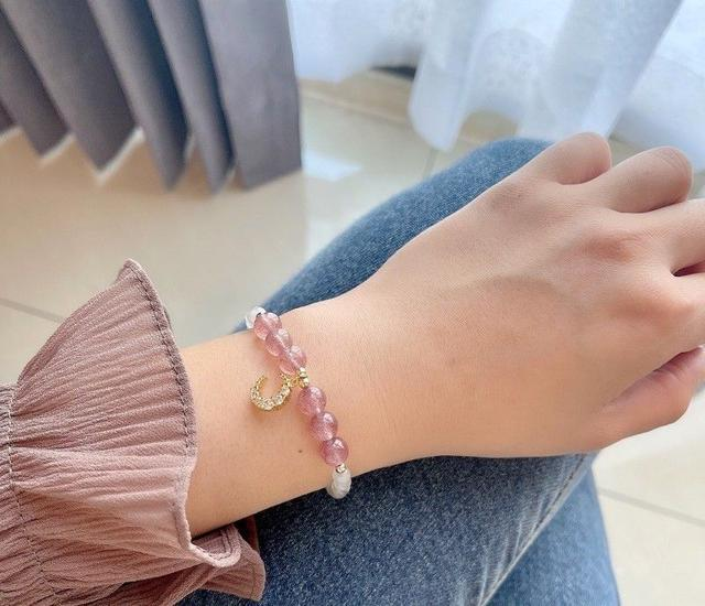 🔥紫南宮過爐🔥灰月光+草莓晶♥️(預購)