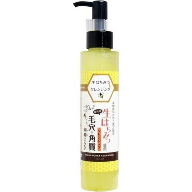 日本製天然蜂蜜洗顏去角質凝膠