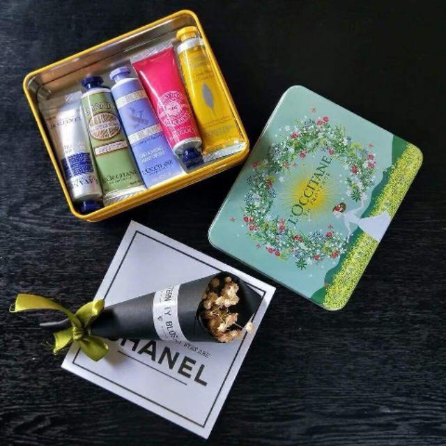 (預購)歐舒丹護手霜聖誕禮盒