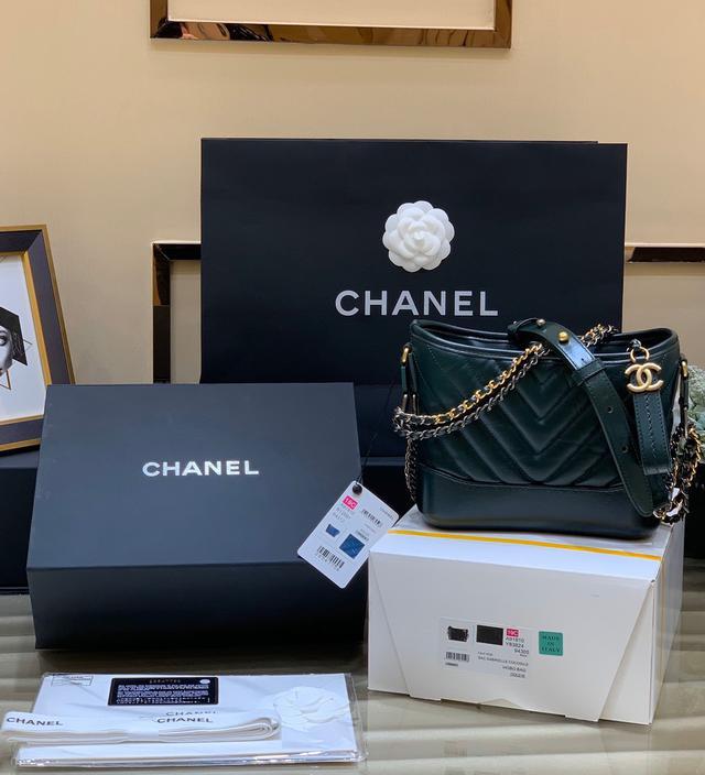 Chanel 流浪包