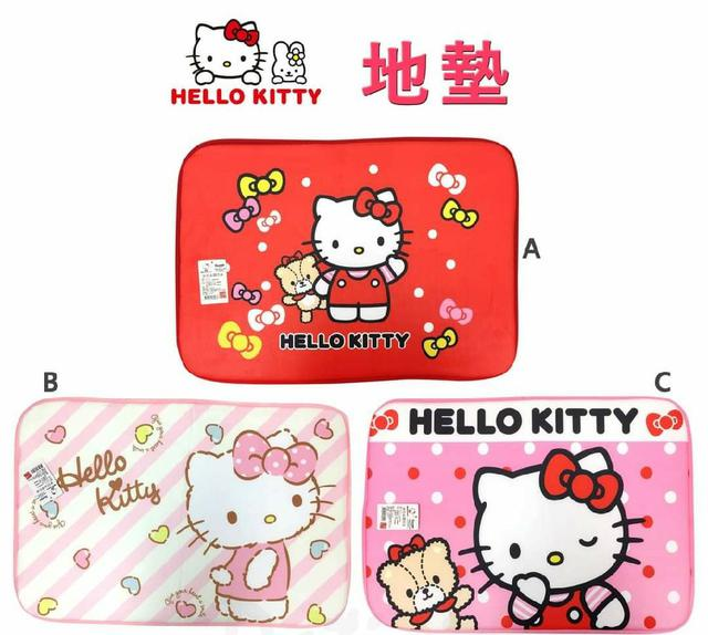 HELLO KITTY 地墊