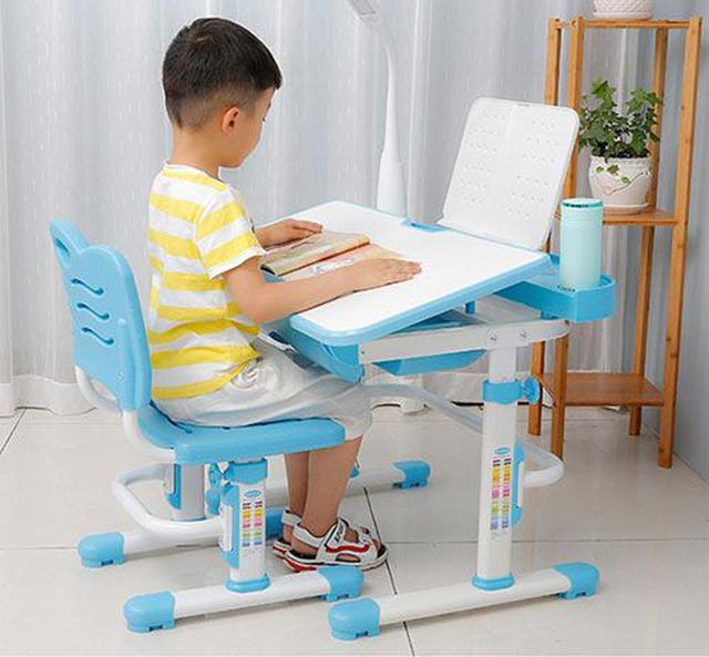 (預購z) 成長型升降兒童學習桌 兒童書桌椅-貴族版