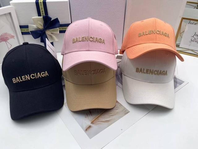 帽子類  💛【Balenciaga】專款新款,潮人男女款!超高品質!