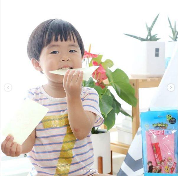 韓國限定 可以吃的圖畫紙