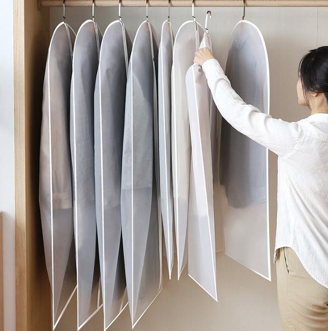 【預購】西裝衣物防塵套
