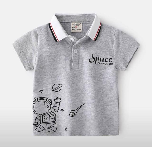 【現貨】太空人POLO衫