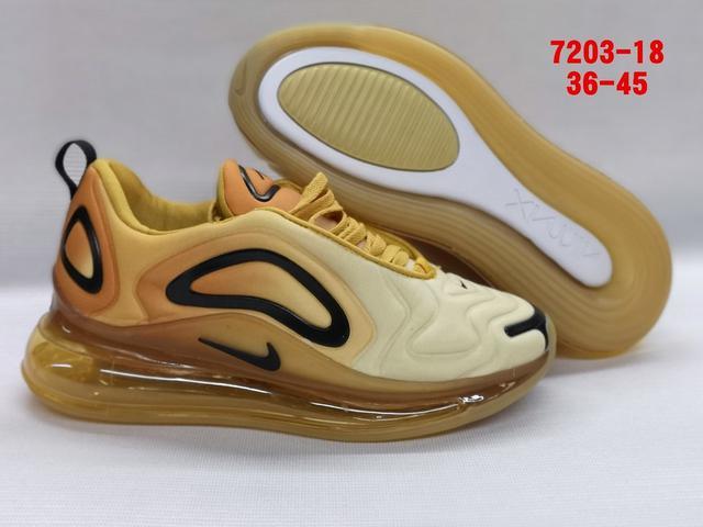 nike air max 720 TPU+真气垫 鞋子