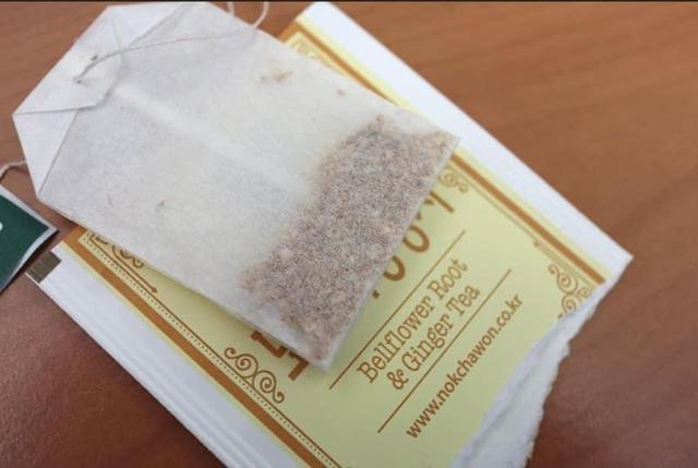 韓國桔梗生薑玄米茶(20小包入/盒)