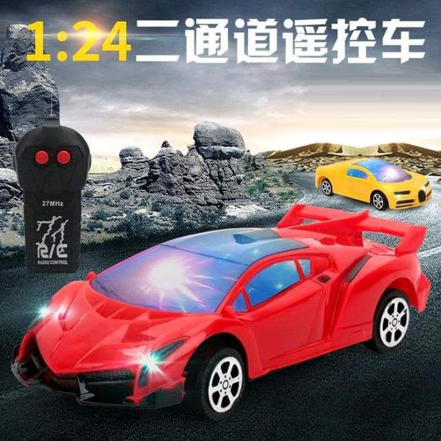 (預購S) 限量出清3D燈光電動遙控跑車