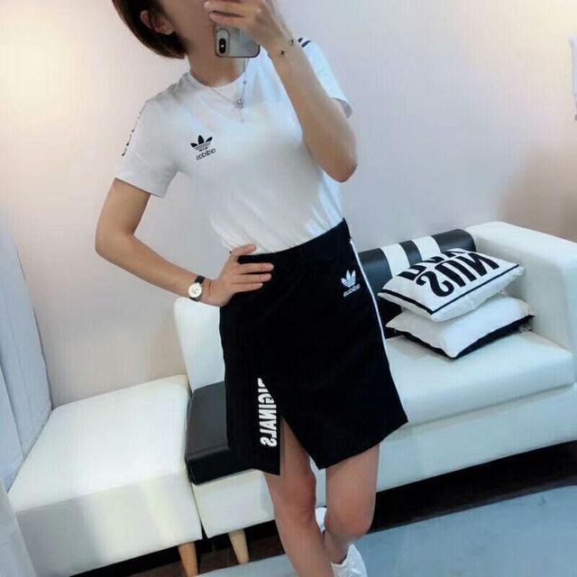 原單 Adidas 韓國櫃新品 上衣+運動裙