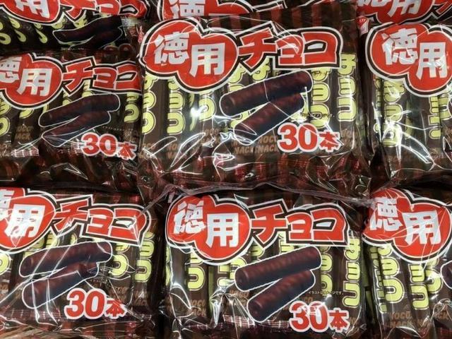 8/12收單-日本德用巧克力棒30本
