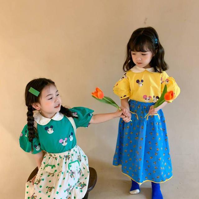 『預購』韓版小熊半身裙
